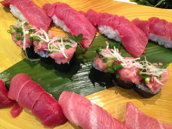 美登利寿司まぐろづくし