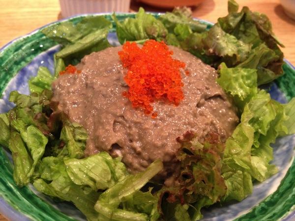 美登利寿司カニ味噌