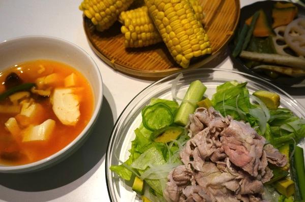 【炭水化物抜きの今日の夕食メニュー