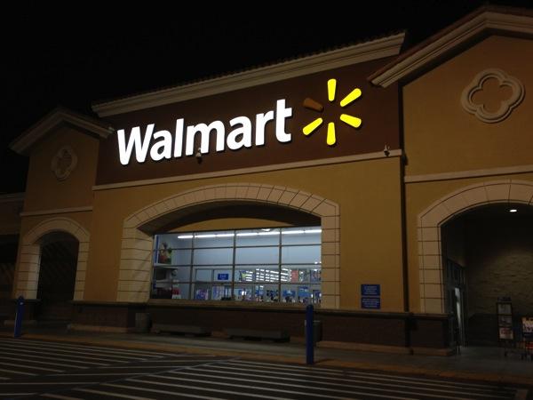 Torrance Walmart Store