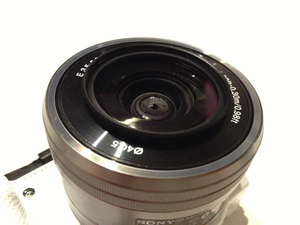 ソニー ズームレンズ E PZ 16-50mm F3.5-5.6 OSS SELP1650