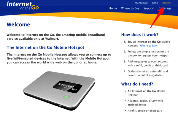 Internet on the Go Connect to the World Wide Web On the Go